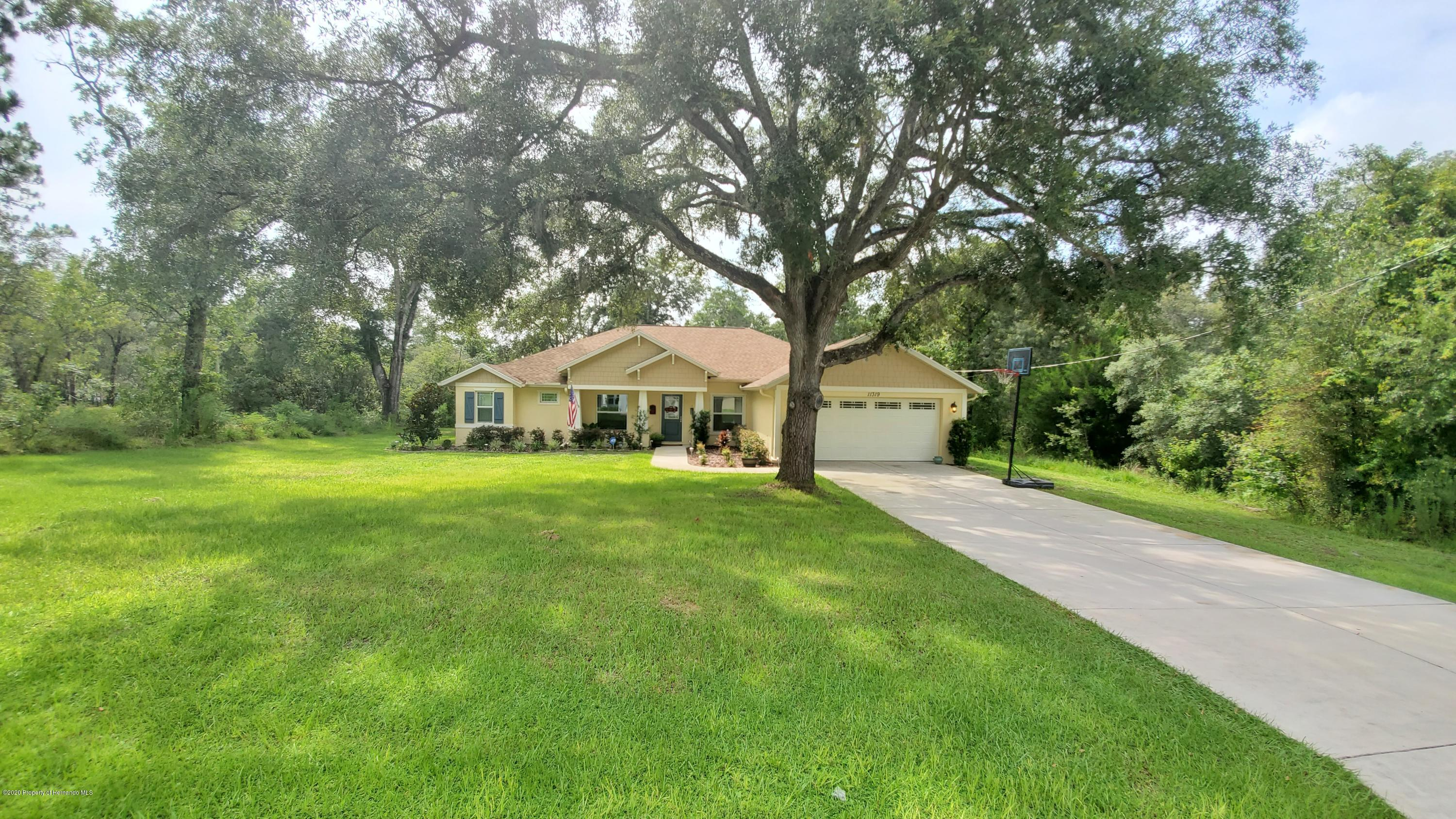 11319 Horned Owl Road, Weeki Wachee, FL 34614