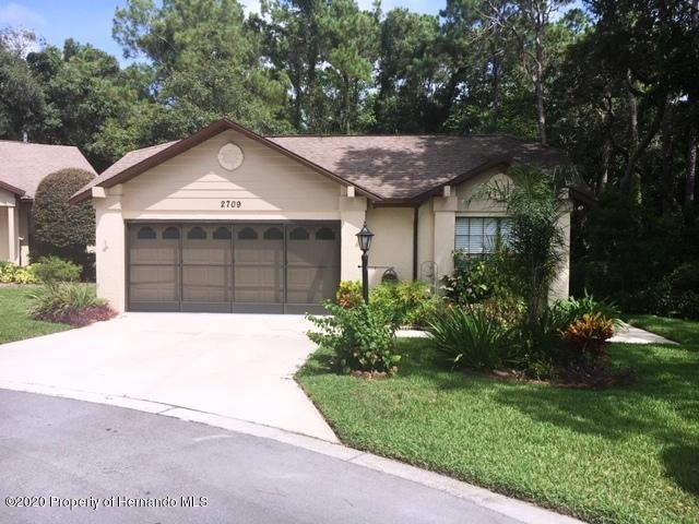 2709 Cottonwood Court, Spring Hill, FL 34606