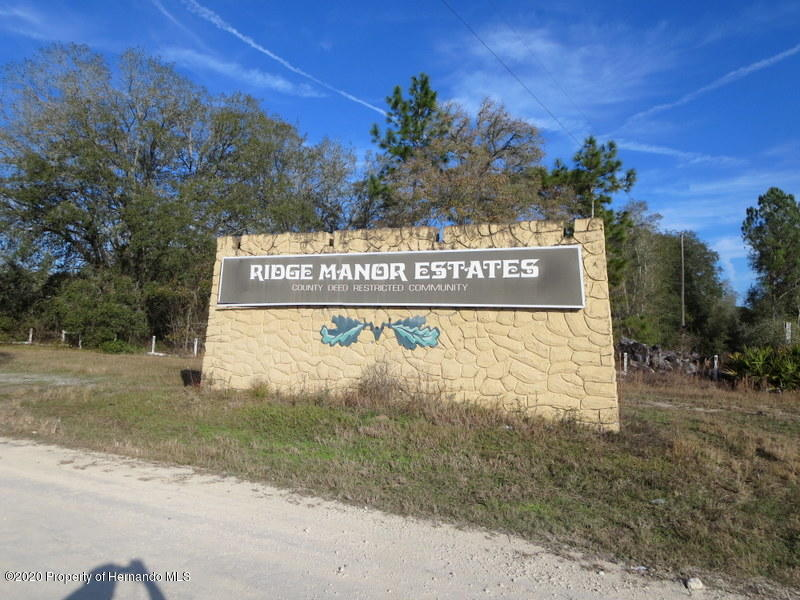 Details for Lot 10 Stone Drive, Ridge Manor, FL 33597