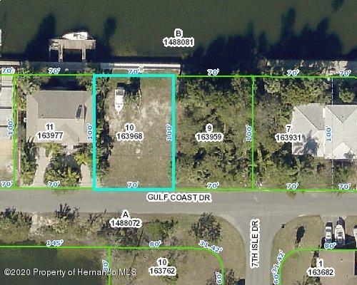Listing Details for 0 Gulf Coast Drive, Hernando Beach, FL 34607
