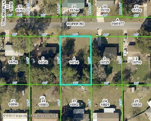 Details for 00 Roper Road, Brooksville, FL 34602