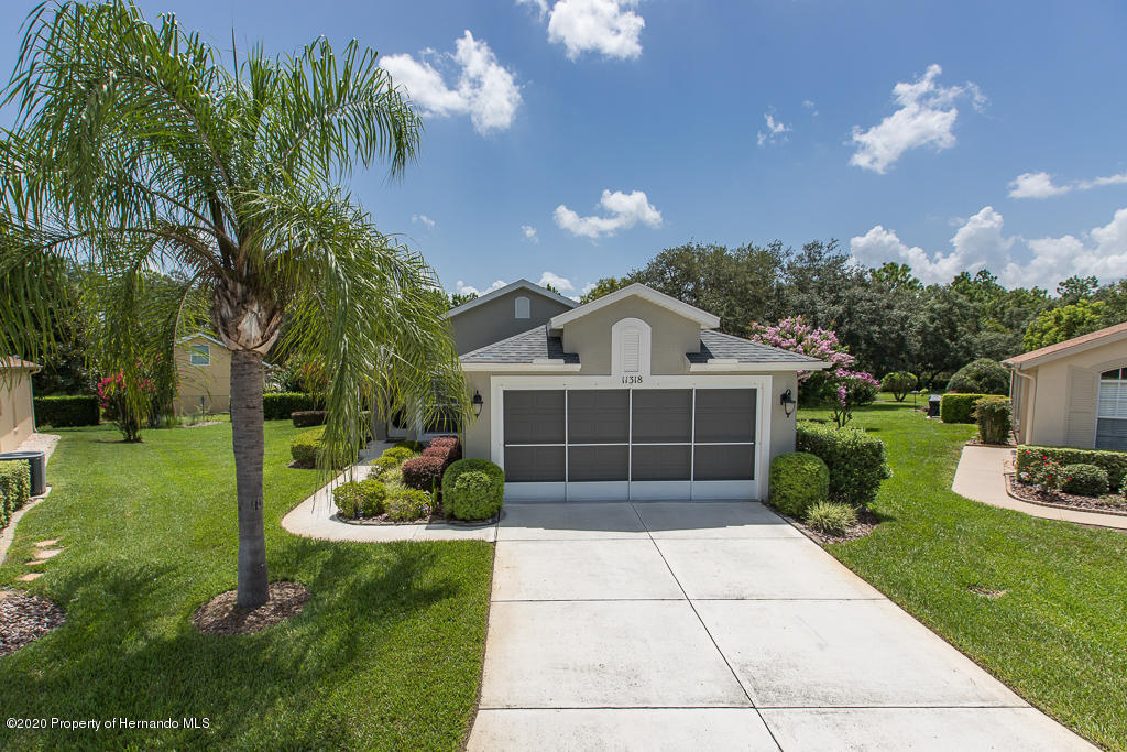 11318 Shadow Moss Court, Spring Hill, FL 34609