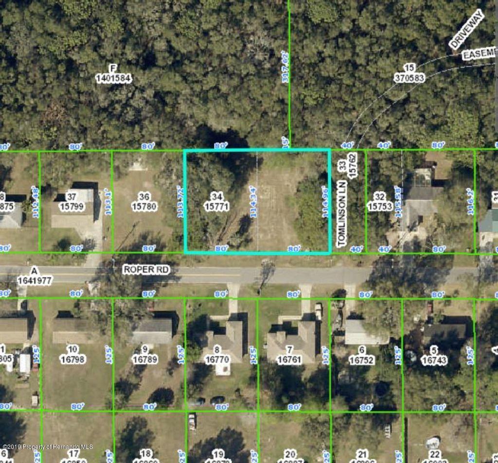 Listing Details for 00 Roper, Brooksville, FL 34602