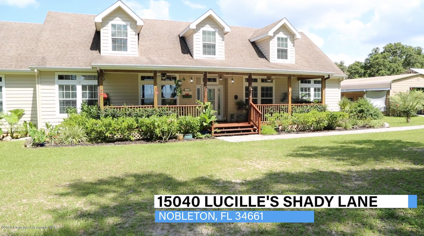 Details for 15040 Lucilles Shady Lane, Nobleton, FL 34661