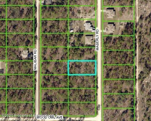 Listing Details for 00 Maberly Road, Brooksville, FL 34614