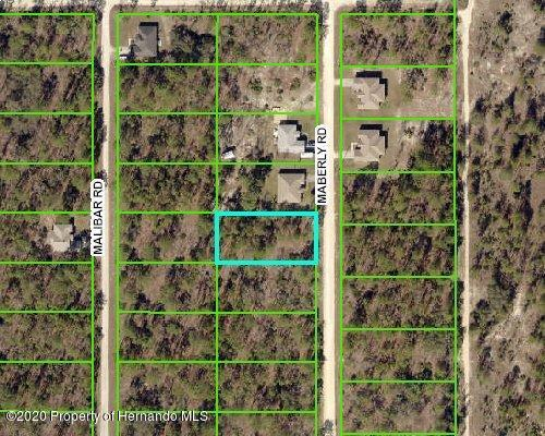 Listing Details for 0 Maberly Road, Brooksville, FL 34614