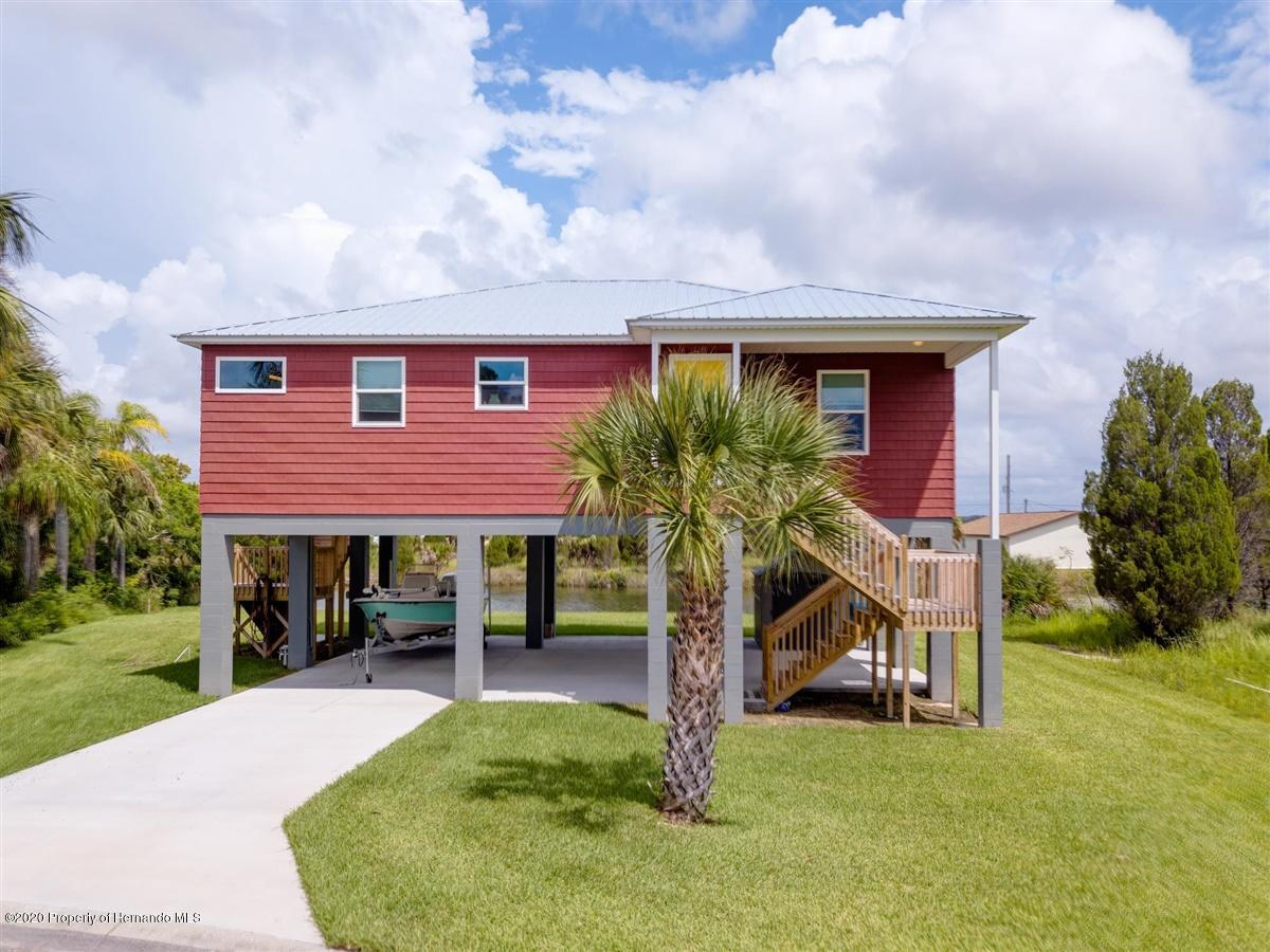 Details for 3416 Fernleaf Drive, Hernando Beach, FL 34607