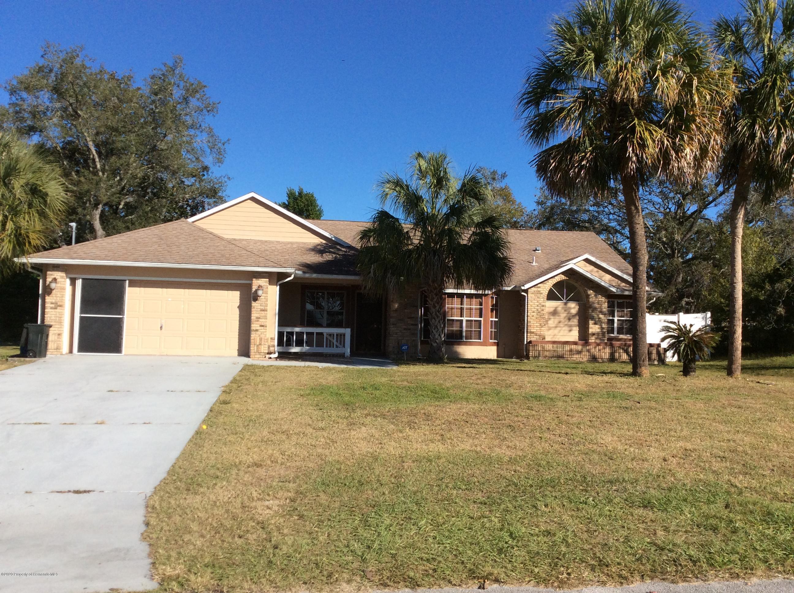 Details for 3363 Gretna Drive, Spring Hill, FL 34609