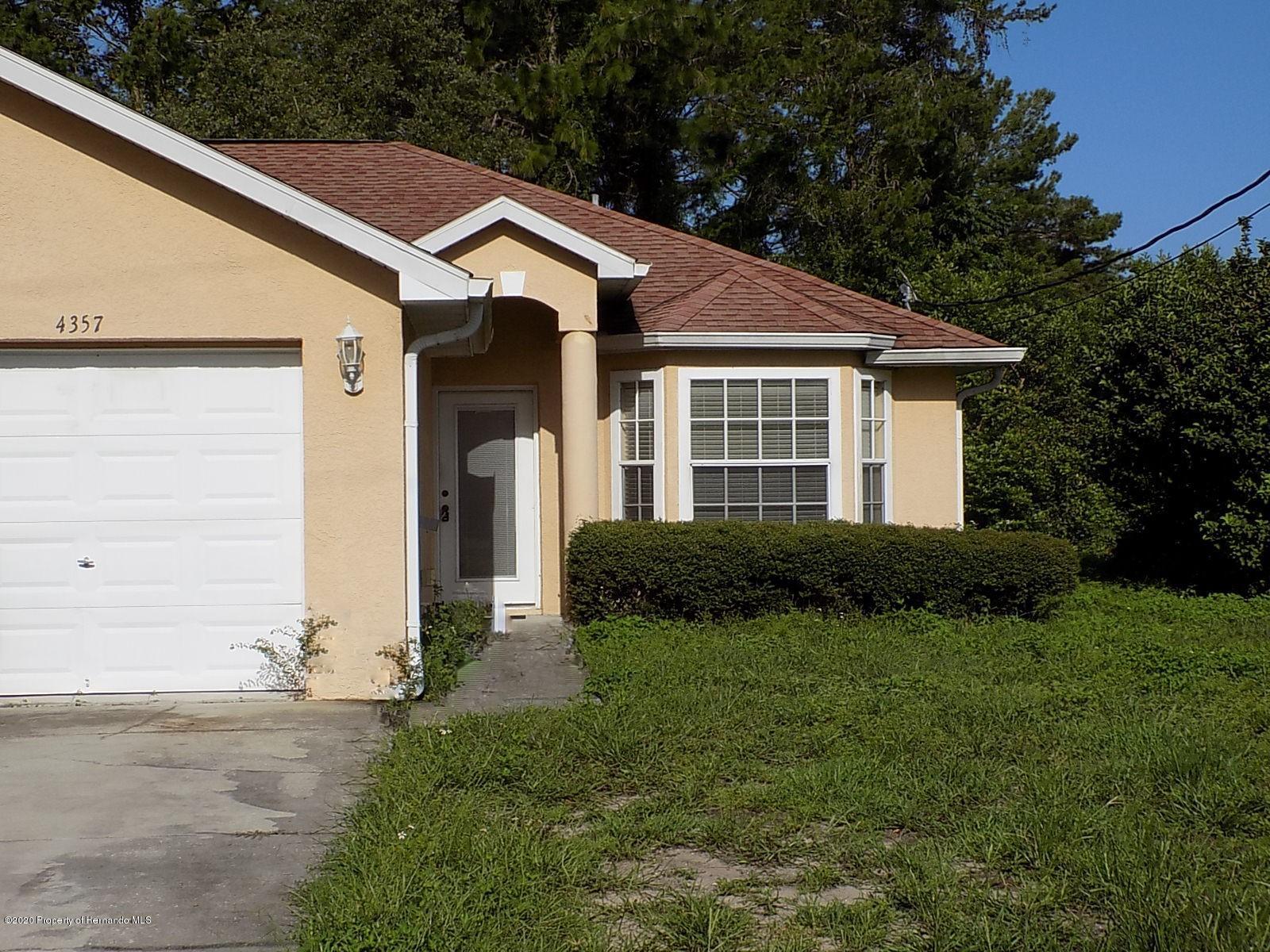Details for 4357 Tartan Avenue, Spring Hill, FL 34608