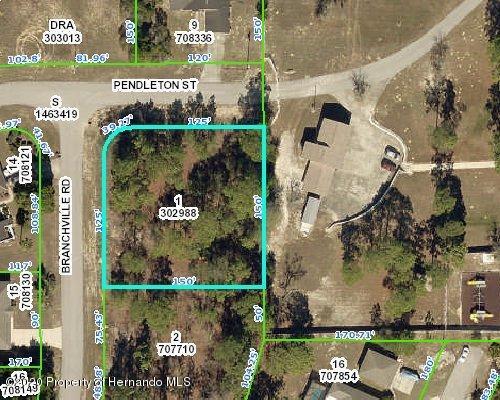 Listing Details for 0 Pedelton Street, Spring Hill, FL 34609