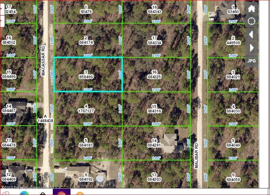 Listing Details for L 3 Macassar Road, Weeki Wachee, FL 34614