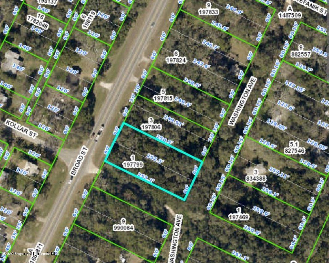 Listing Details for 0 0 Broad, Masaryktown, FL 34604