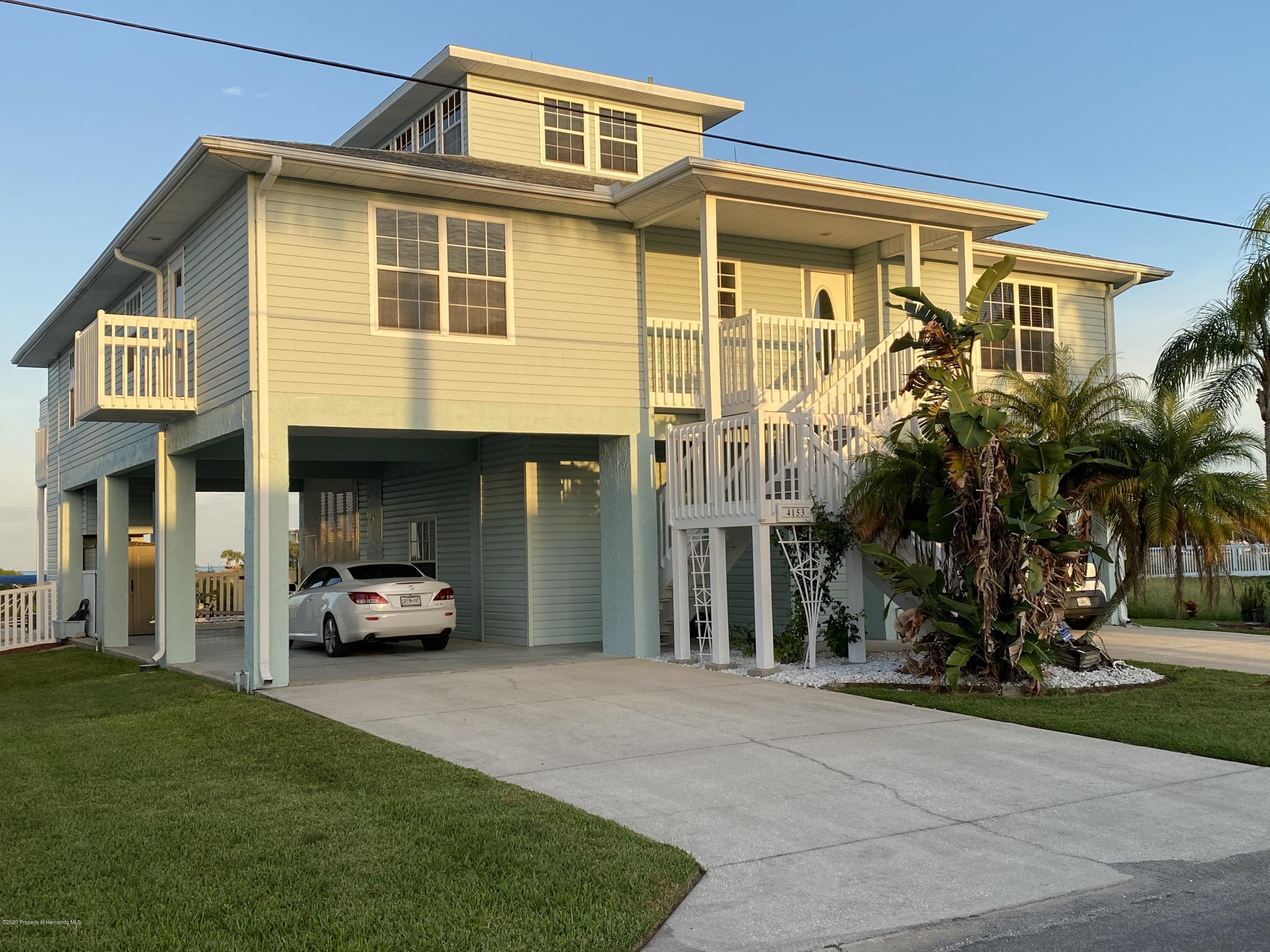 Details for 4153 Orchid Drive, Hernando Beach, FL 34607