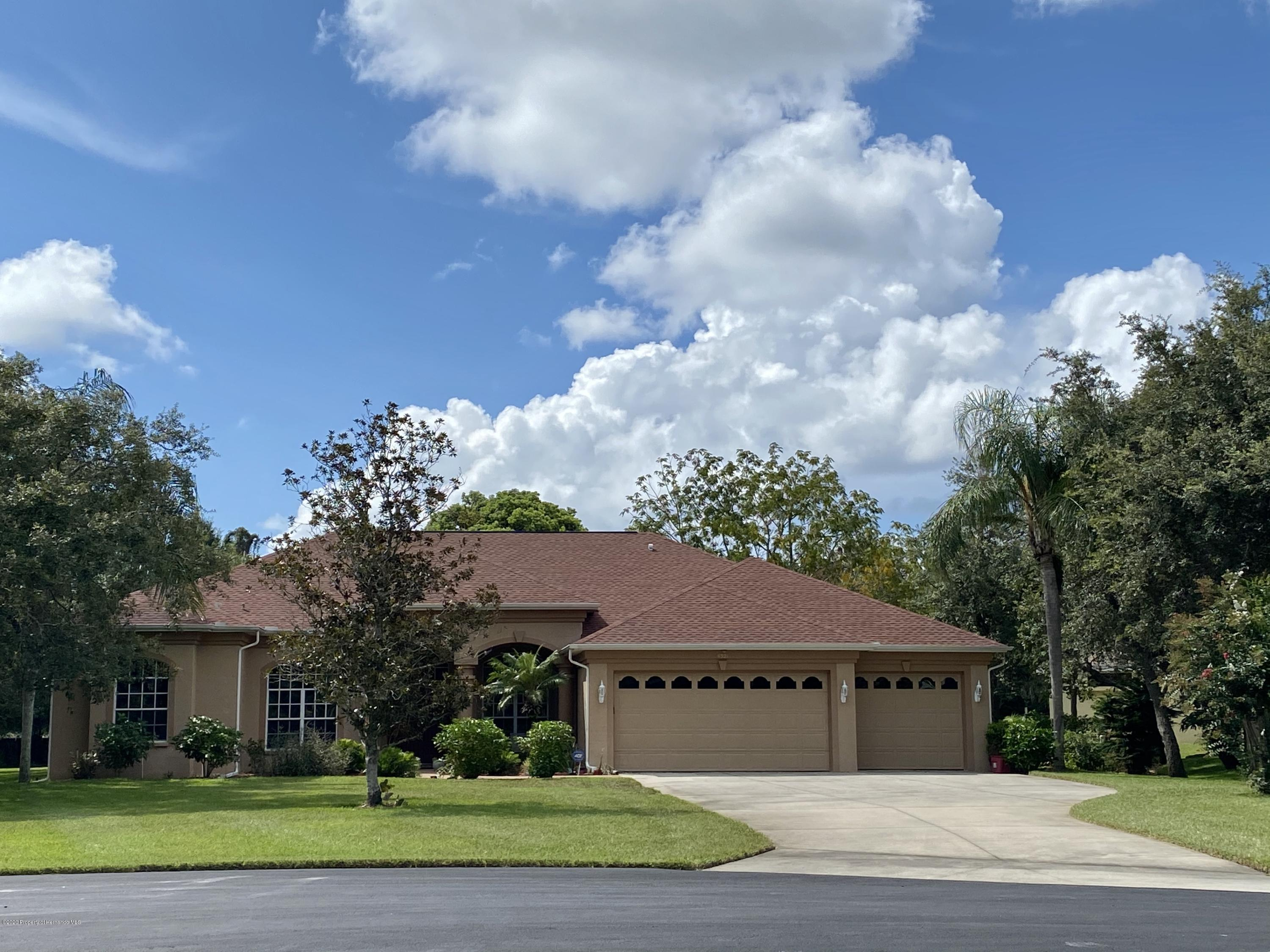 Details for 4321 Joshua Court, Spring Hill, FL 34607