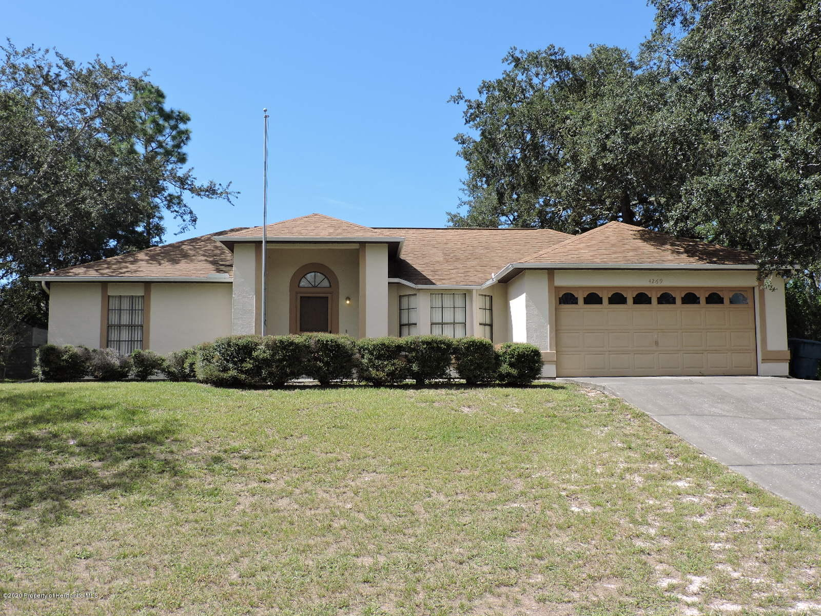 Details for 4269 Castle Avenue, Spring Hill, FL 34609
