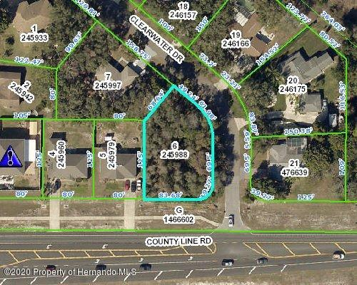 Listing Details for 0000 County Line Road, Spring Hill, FL 34609