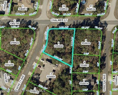 Listing Details for 0 Chalmer Street, Spring Hill, FL 34609