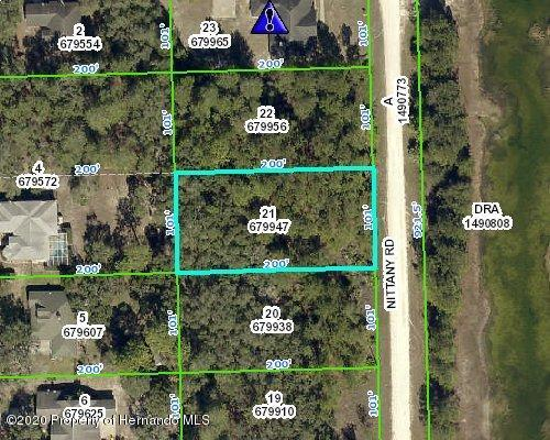 Details for 0 Nittany Road, Weeki Wachee, FL 34613