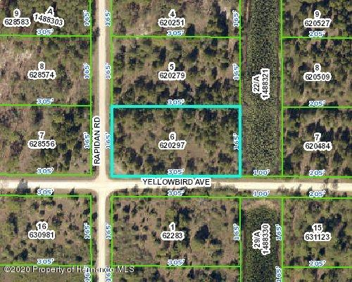 Listing Details for 0 Rapidan Road, Weeki Wachee, FL 34614