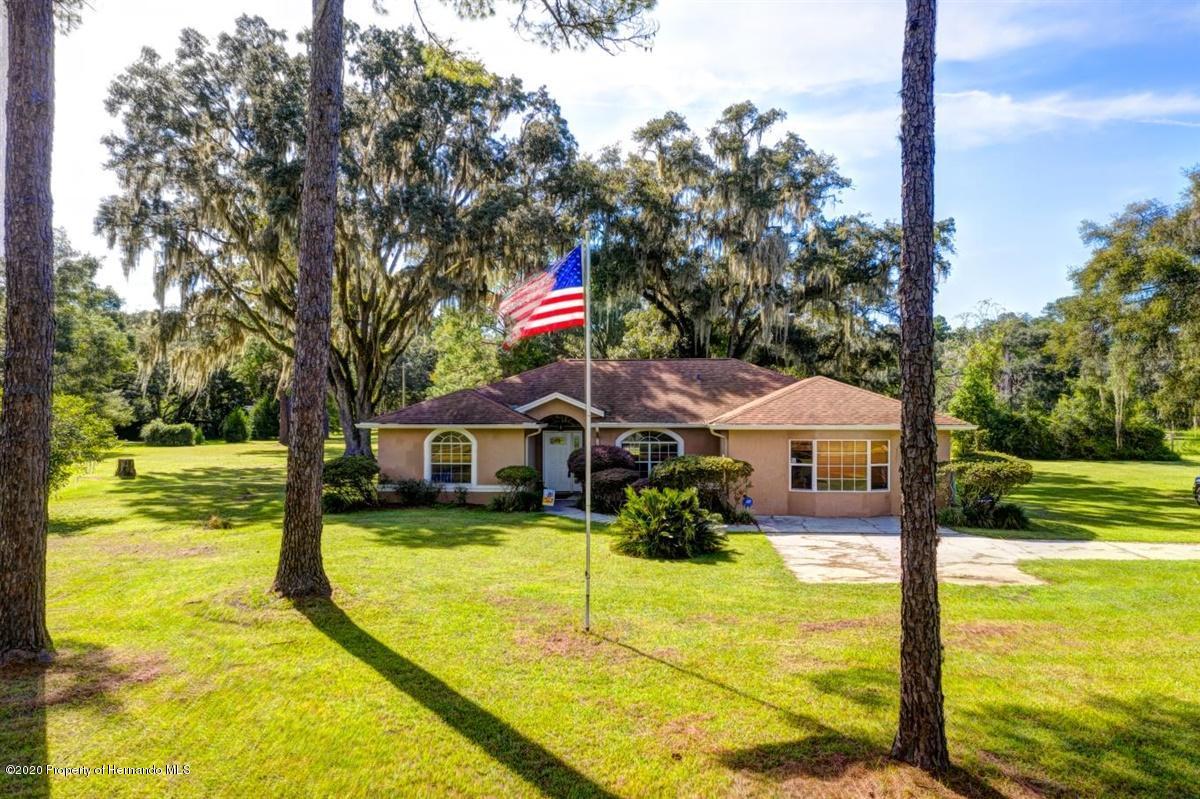 Details for 11419 Old Crystal River Road, Brooksville, FL 34601
