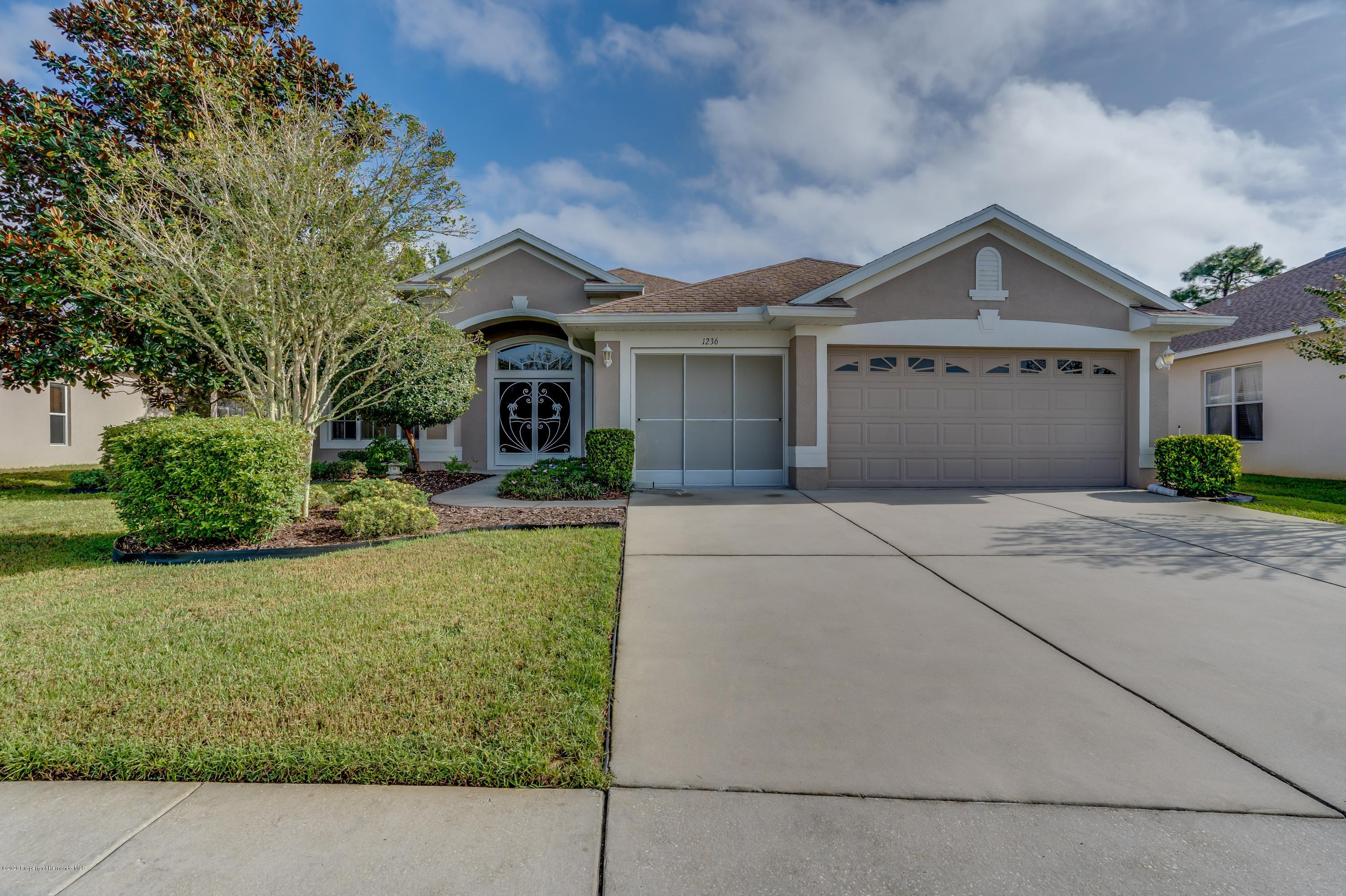 Details for 1236 Springfield Drive, Spring Hill, FL 34609