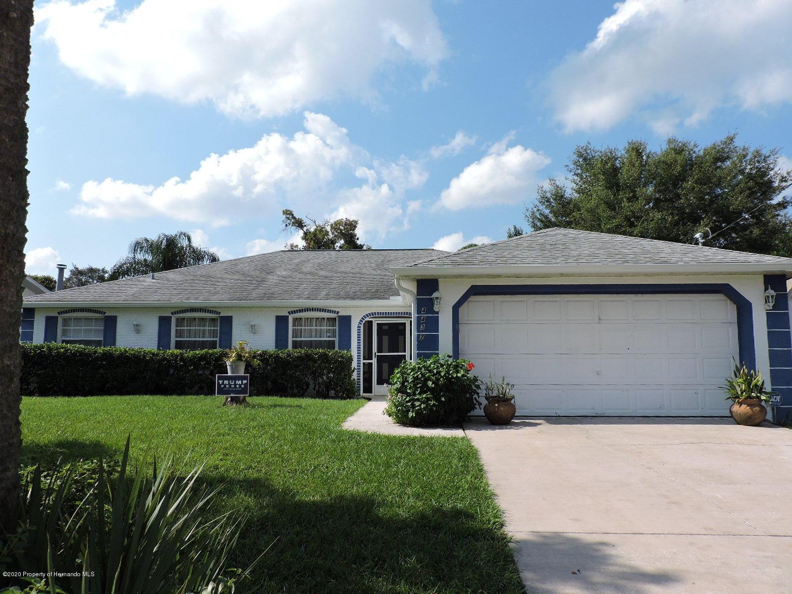 Details for 4437 Augustine Road, Spring Hill, FL 34608