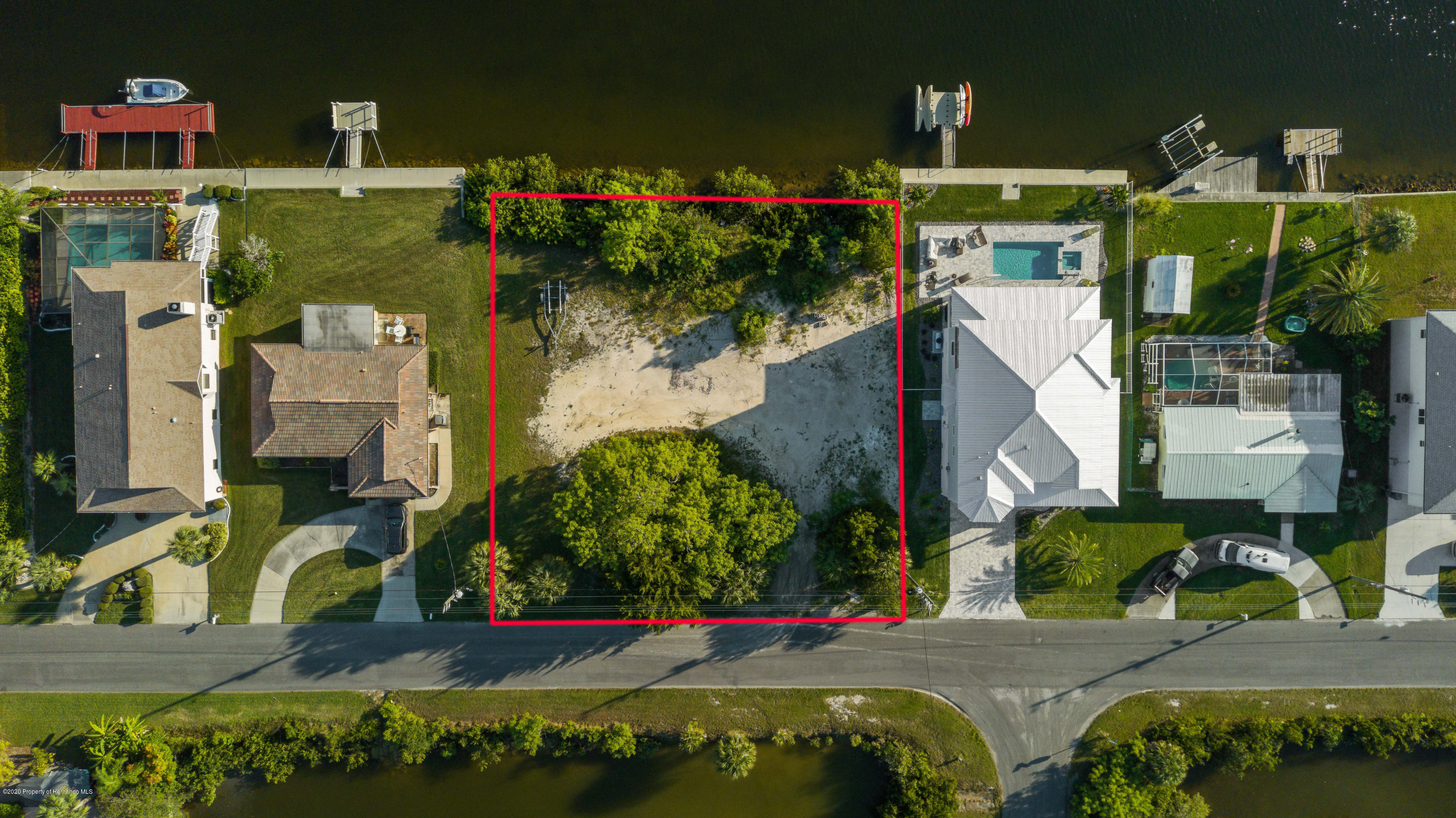 Details for 0 Bellaire Drive, Hernando Beach, FL 34607