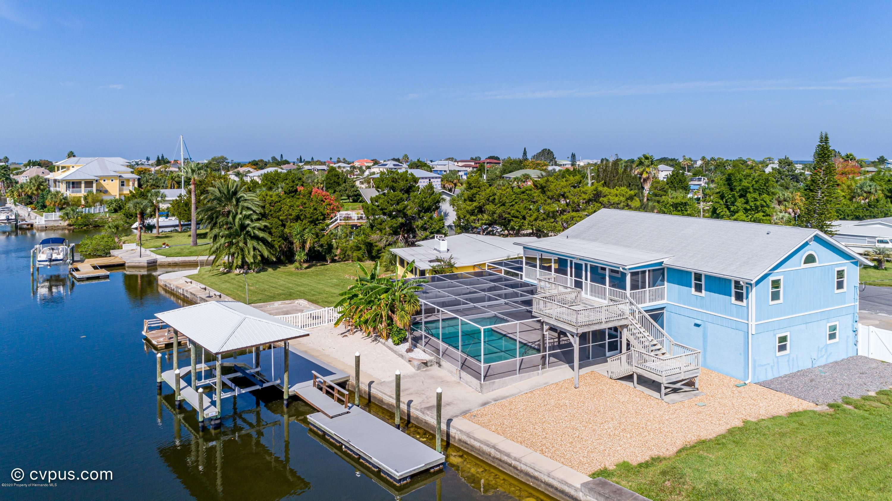 Details for 3646 Flamingo Boulevard, Hernando Beach, FL 34607