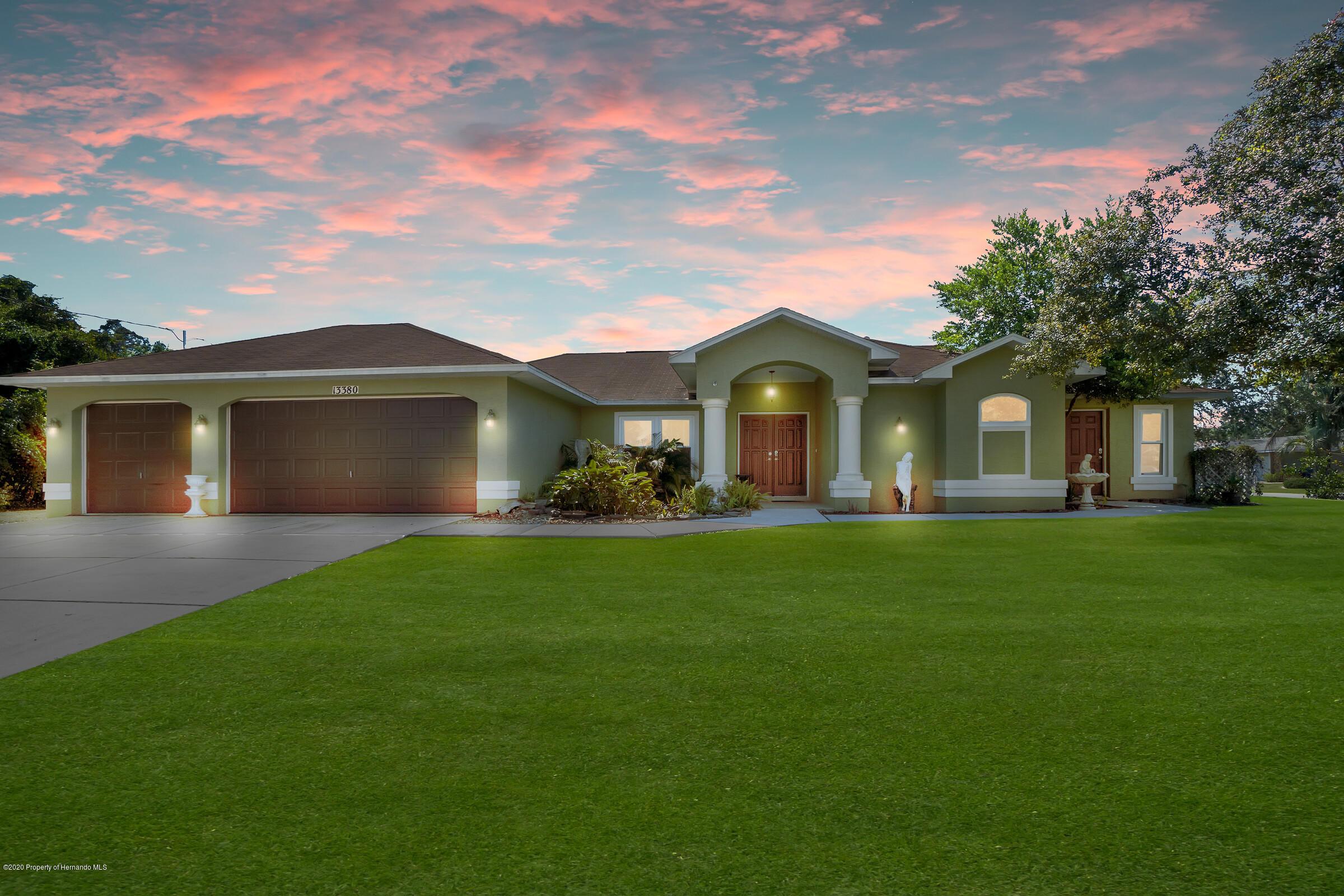 Details for 13380 Tyringham Street, Spring Hill, FL 34609