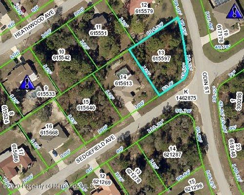 Listing Details for 0 Odin Street, Spring Hill, FL 34608