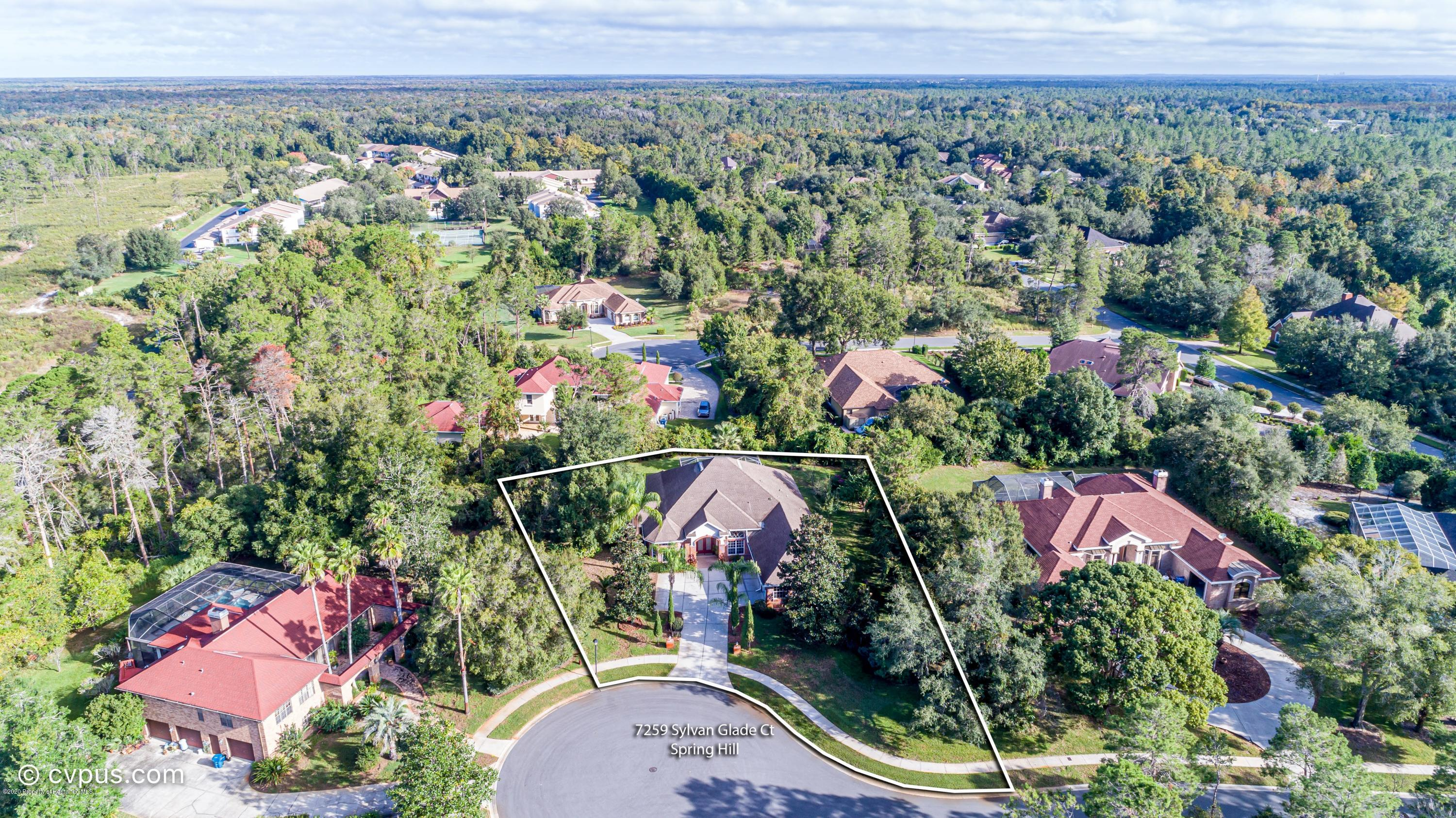Details for 7259 Sylvan Glade Court, Spring Hill, FL 34607