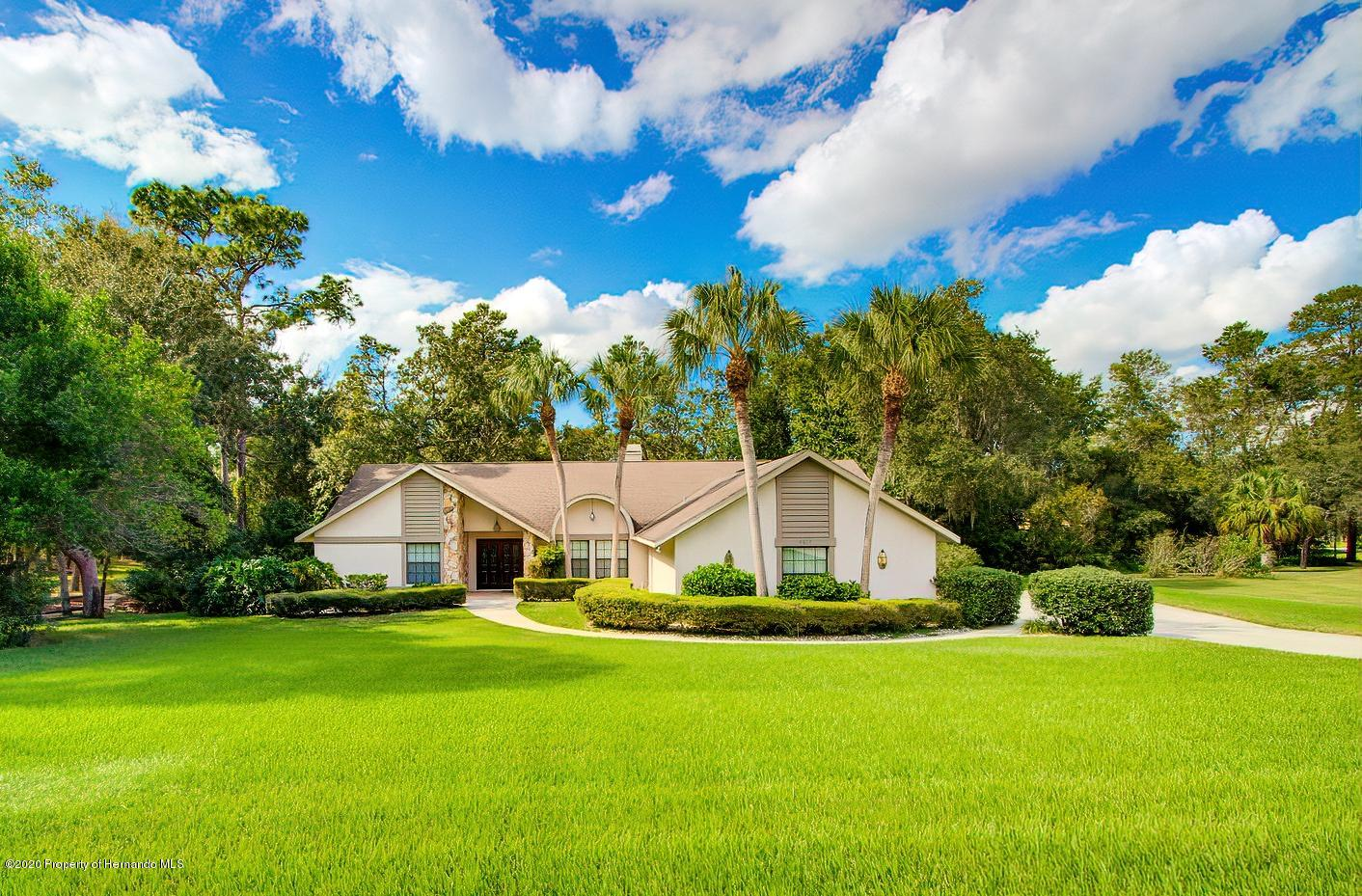 Details for 4619 Lake In The Woods, Spring Hill, FL 34607