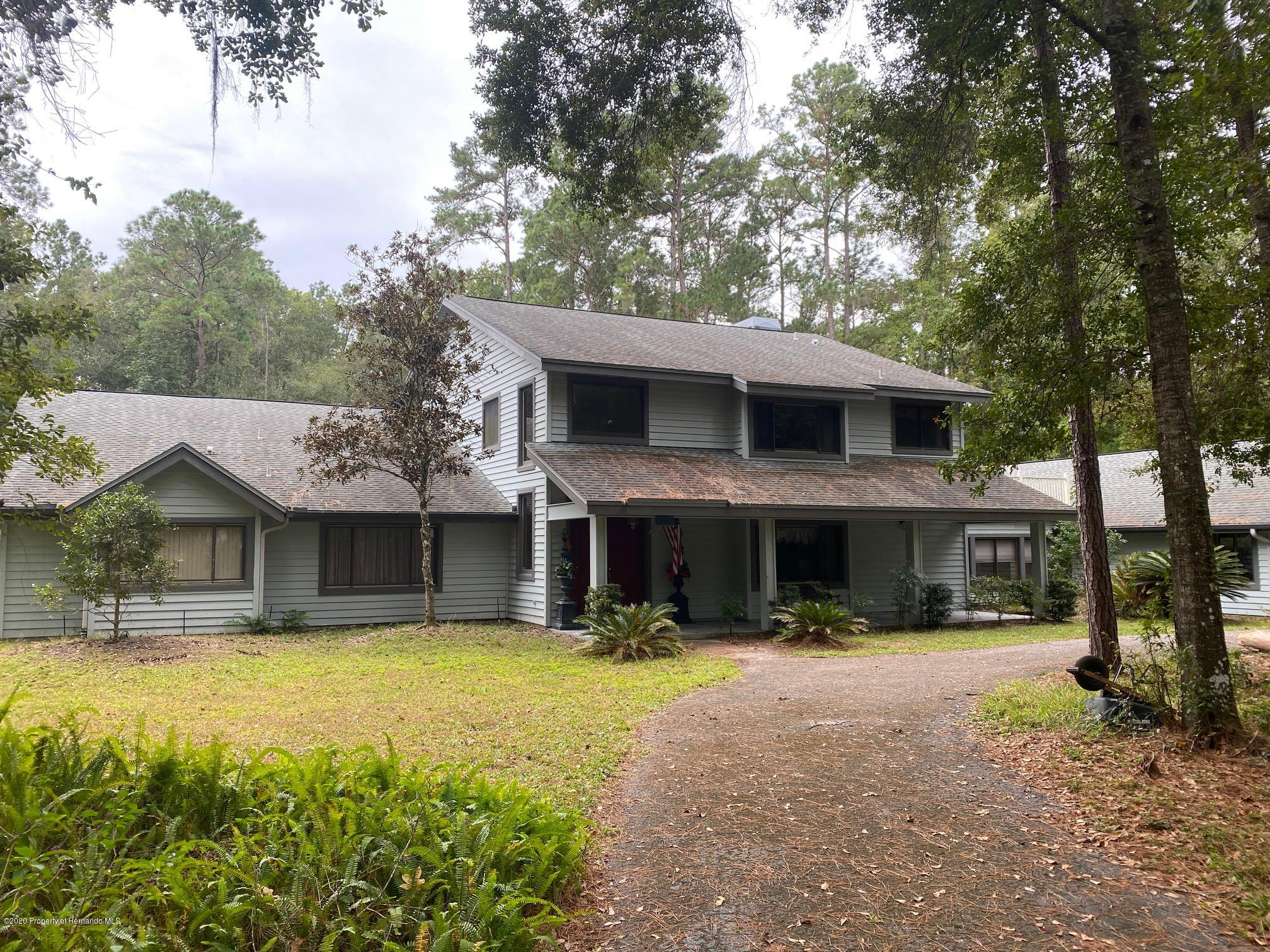 Details for 25340 Withrow Road, Brooksville, FL 34601