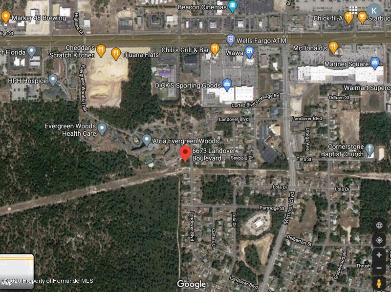 Details for 6673 Landover Boulevard, Spring Hill, FL 34609