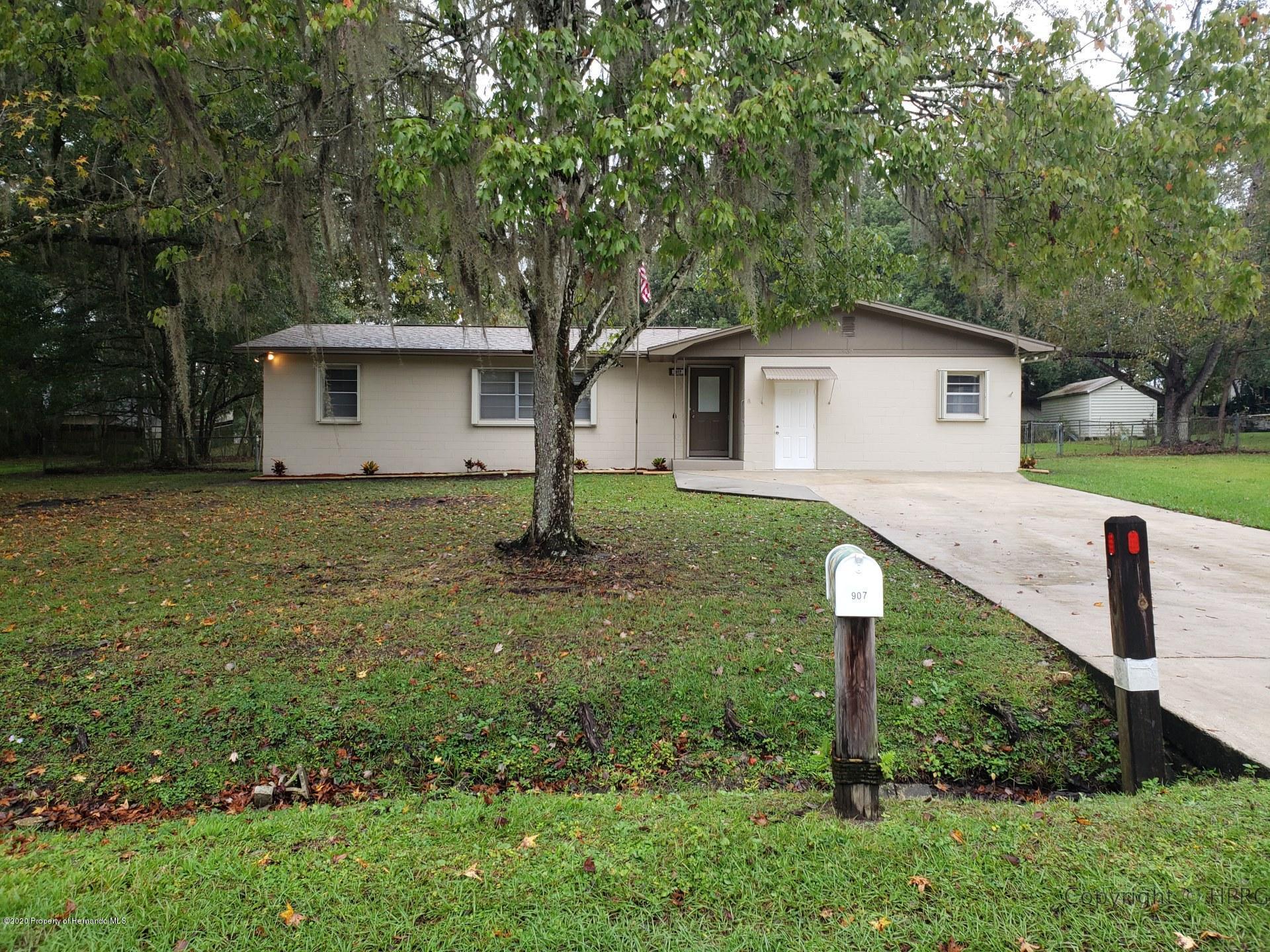 Details for 907 Whiteway Drive, Brooksville, FL 34601