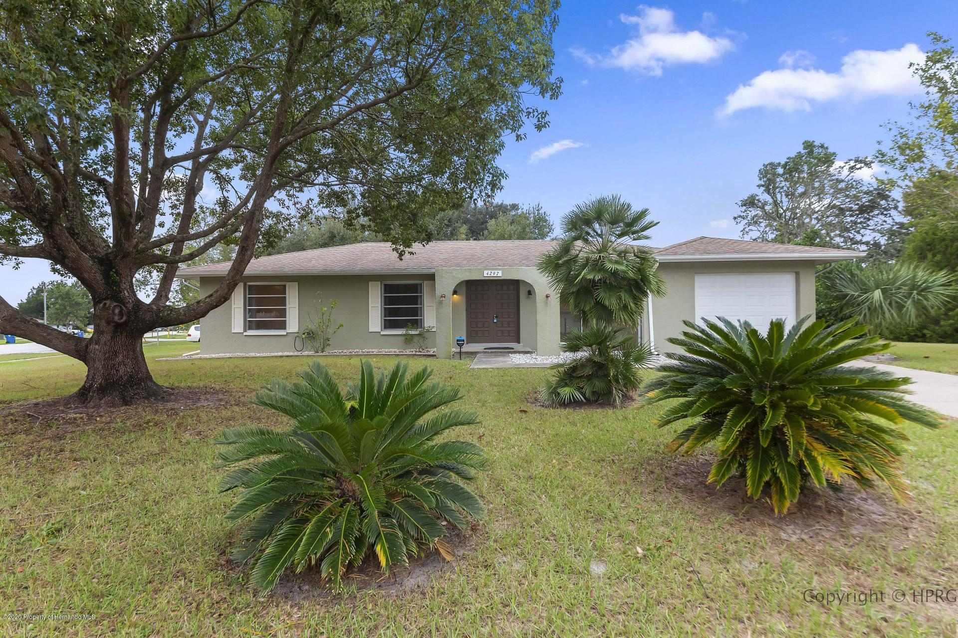 Details for 4297 Peacock Road, Spring Hill, FL 34608