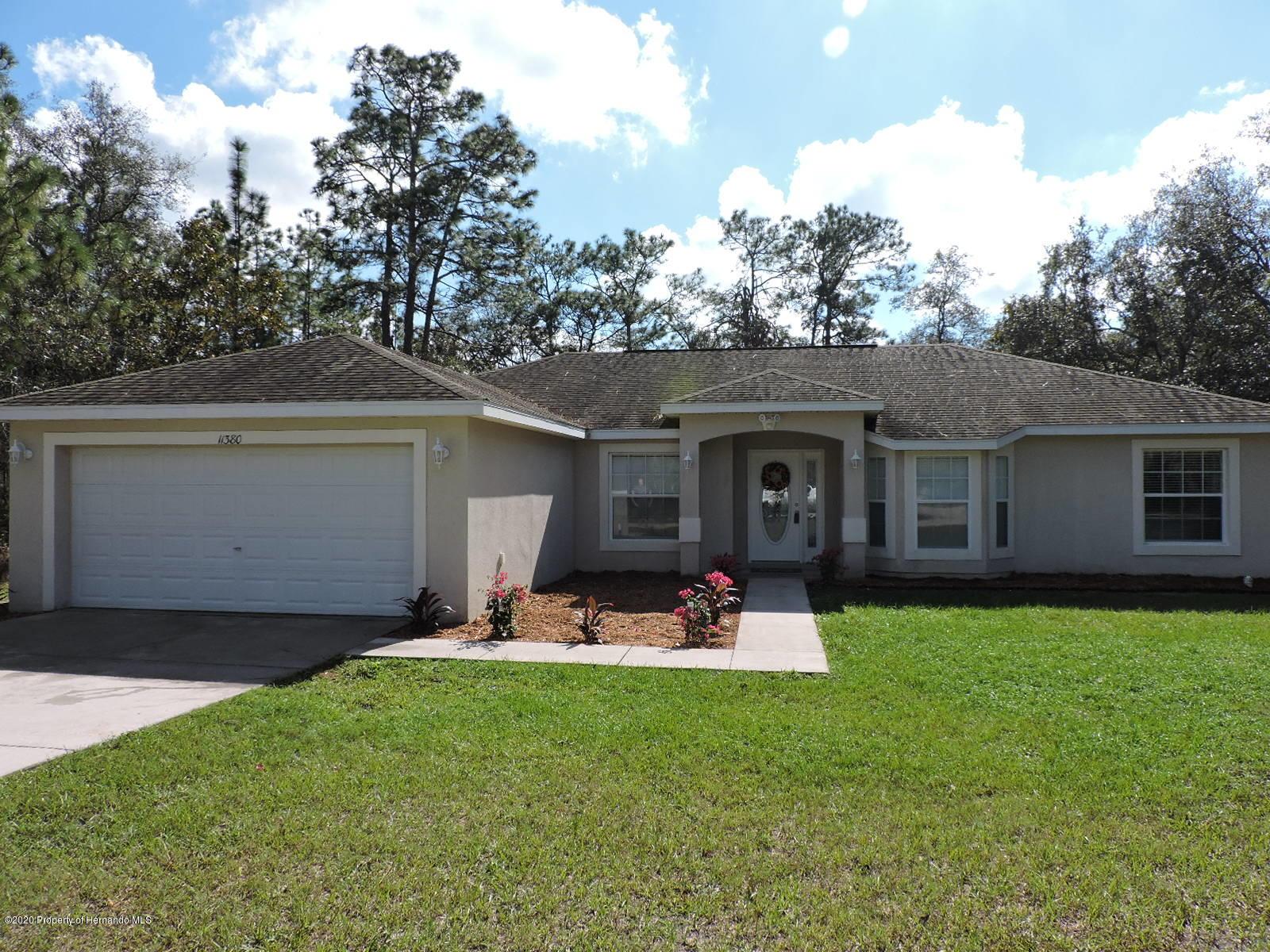 Details for 11380 Sage Thrasher Avenue, Weeki Wachee, FL 34614