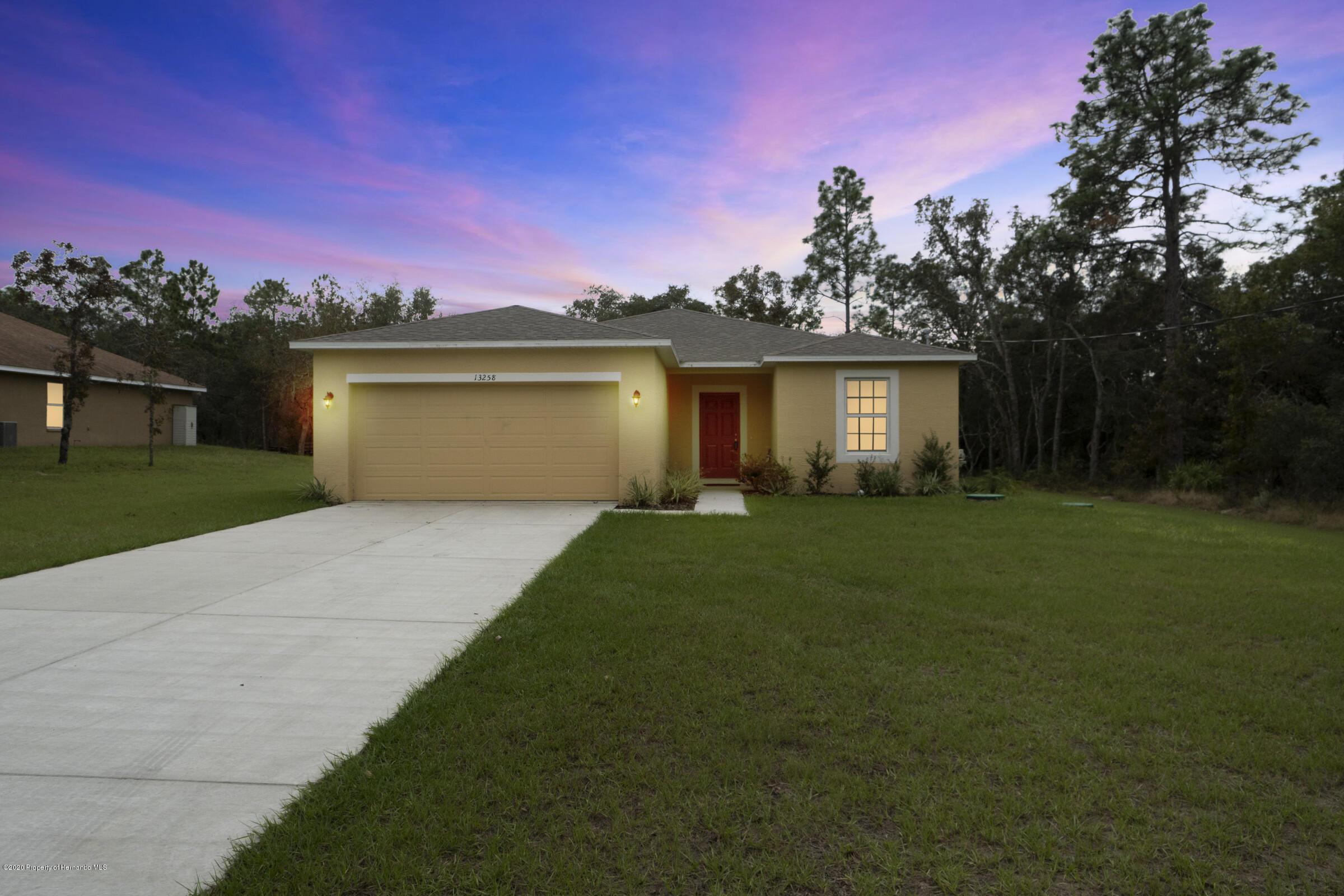 Details for 13258 Quigley Avenue, Weeki Wachee, FL 34614