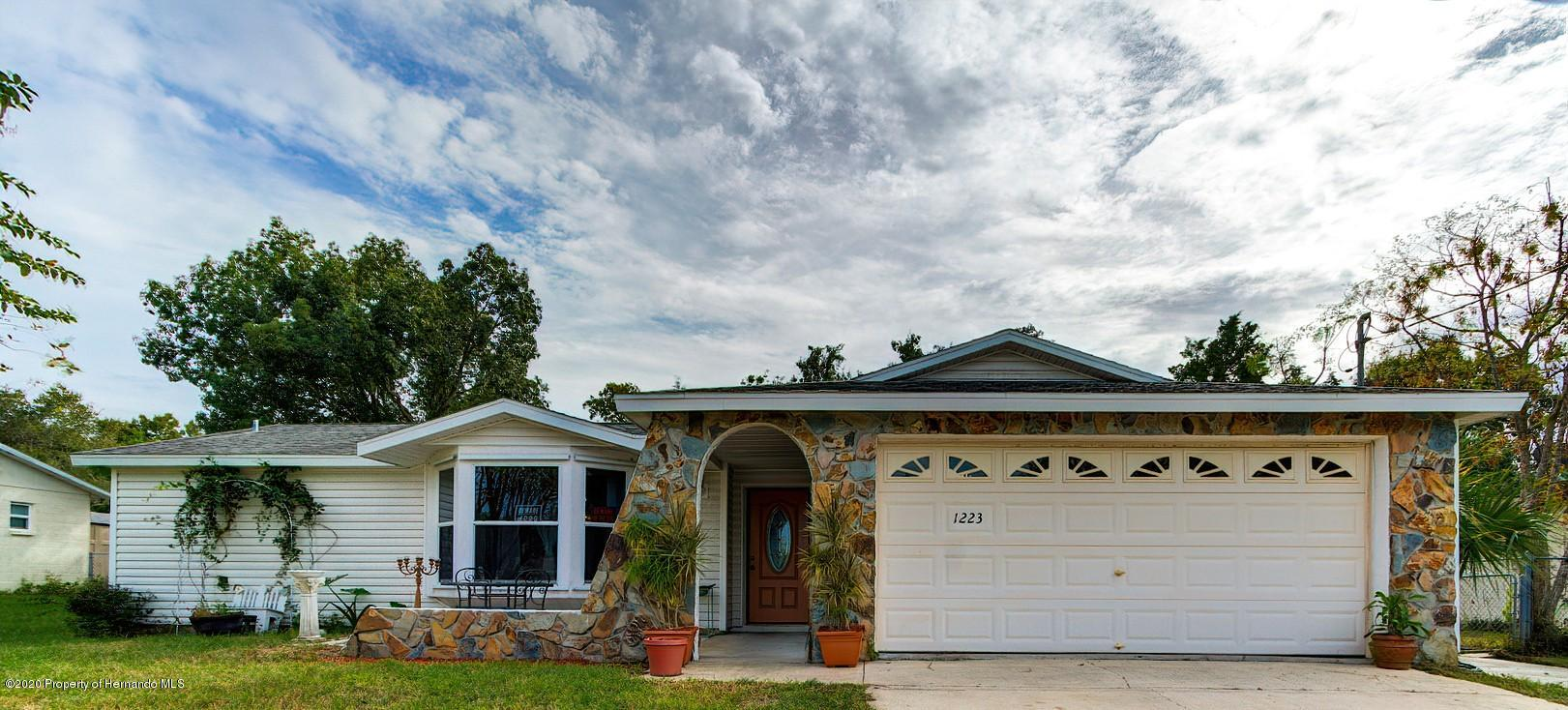 Details for 1223 Larkin Road, Spring Hill, FL 34608
