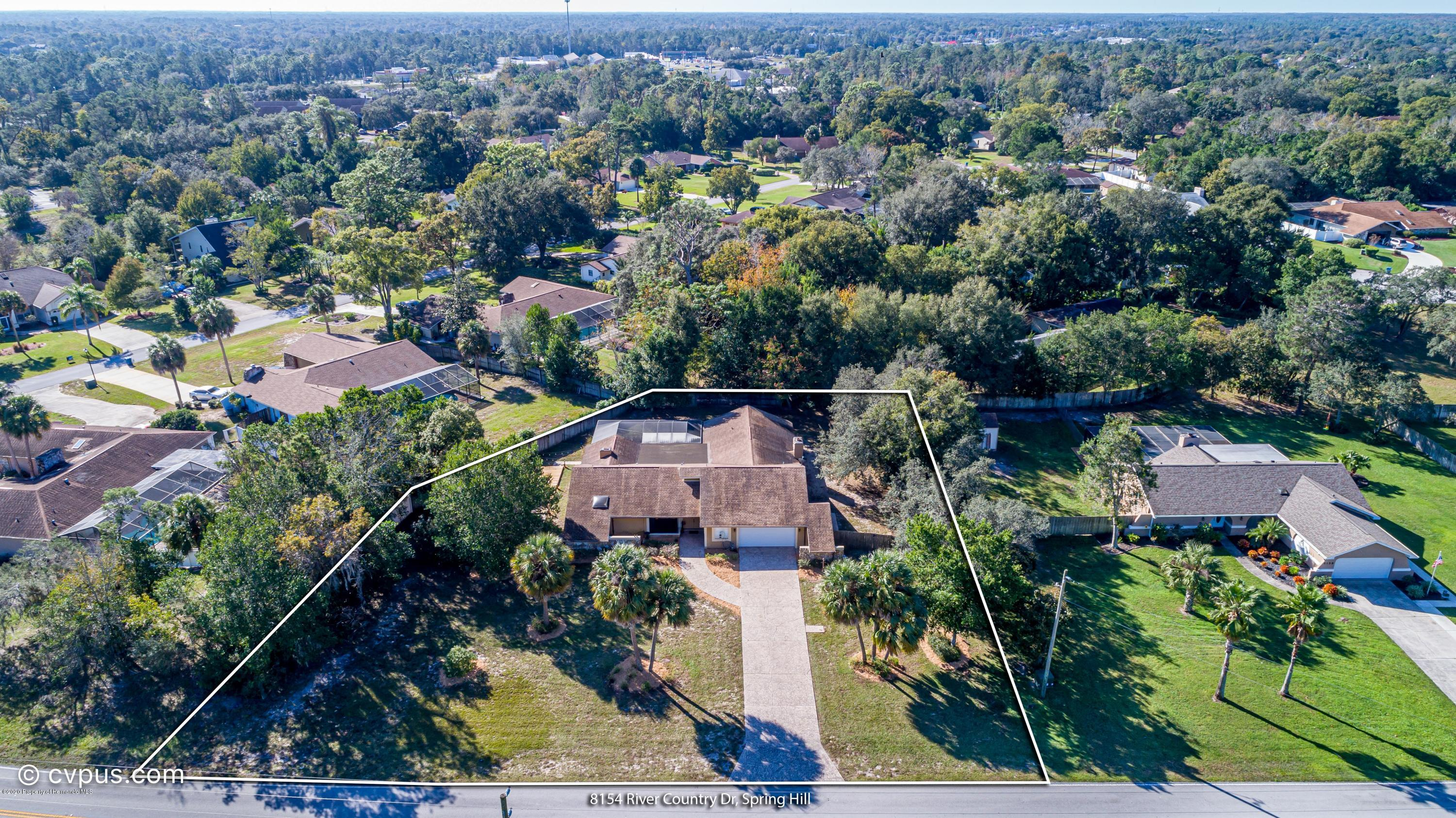 Details for 8154 River Country Drive, Weeki Wachee, FL 34607