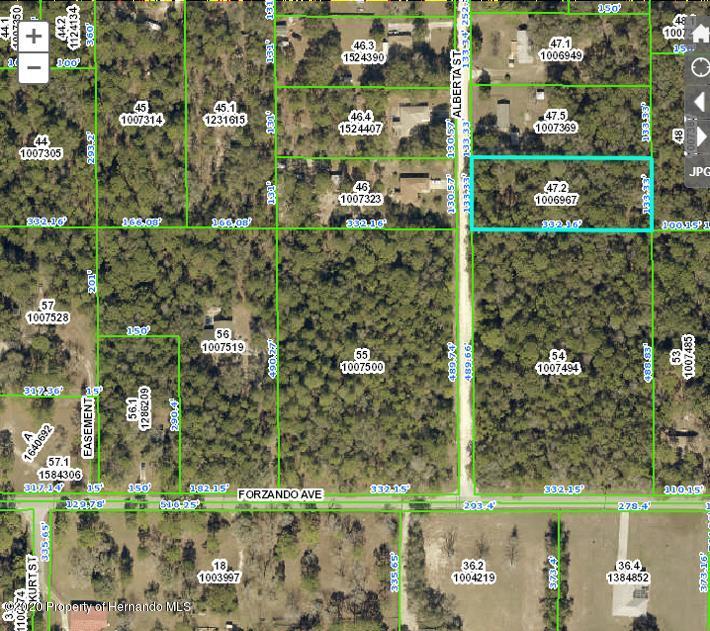 Listing Details for 0 Alberta Street, Spring Hill, FL 34604