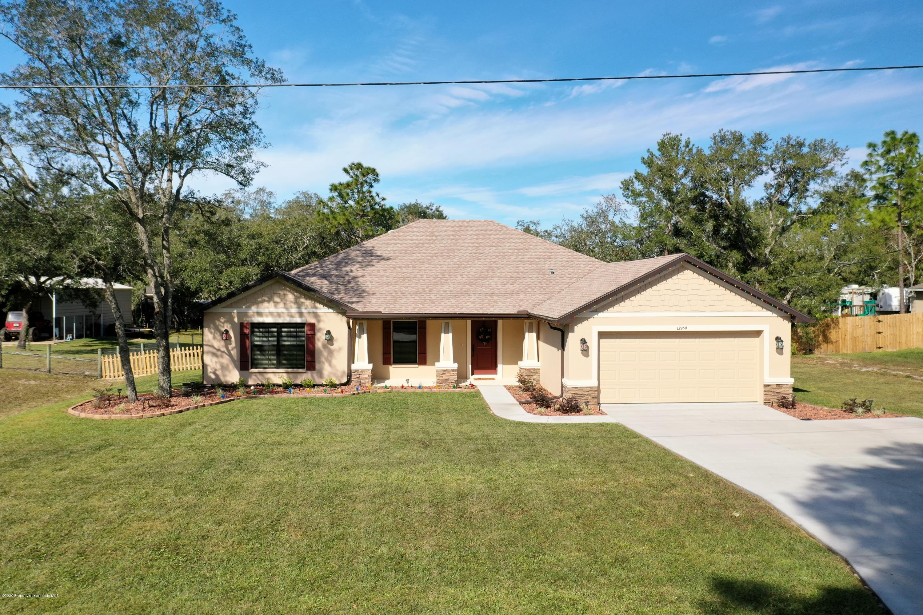 Details for 12459 Moneta Road, Brooksville, FL 34614