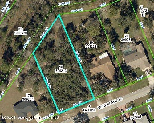 Details for 2227 Waterfall Drive, Spring Hill, FL 34608
