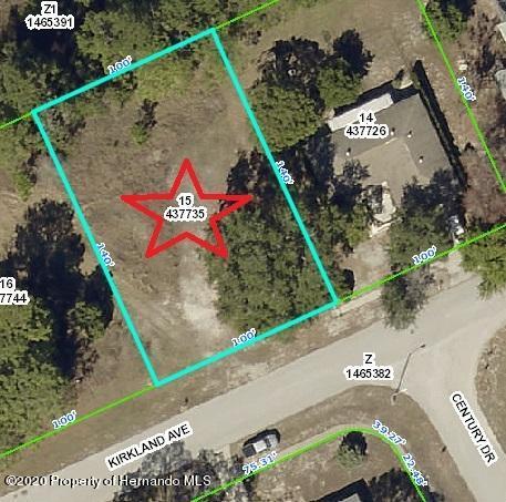 Details for 5001 Kirkland Avenue, Spring Hill, FL 34606