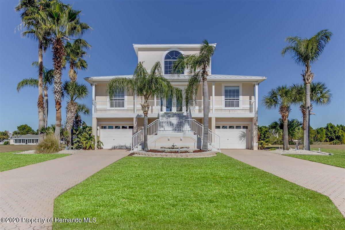 Details for 3423 Amberjack Drive, Hernando Beach, FL 34607