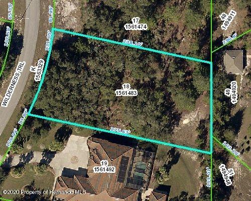 Details for 9578 Wilderness Trail, Weeki Wachee, FL 34613