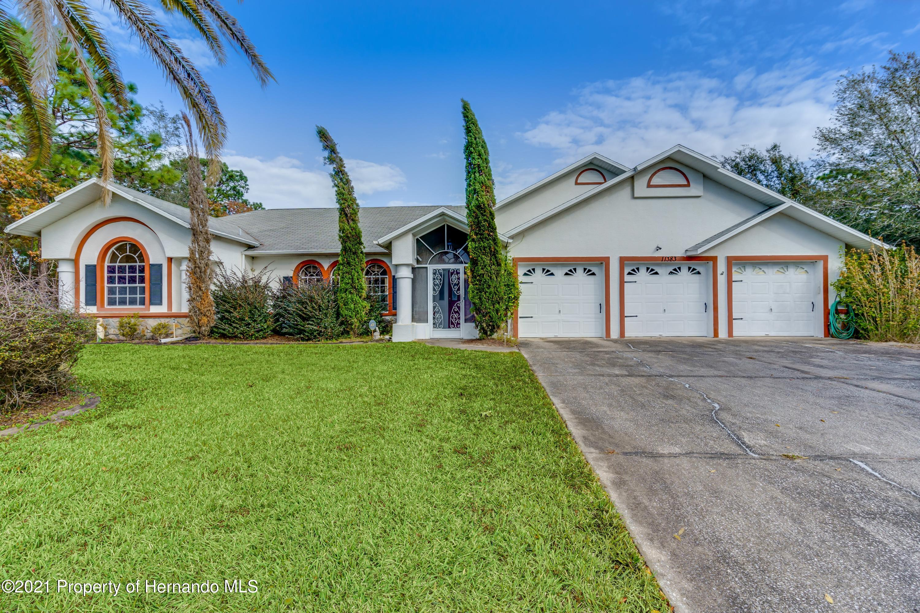 Details for 11383 Newington Avenue, Spring Hill, FL 34609