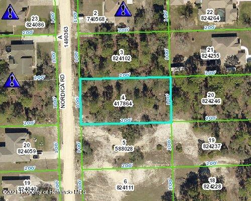 Listing Details for 0 Nordica Road, Weeki Wachee, FL 34613