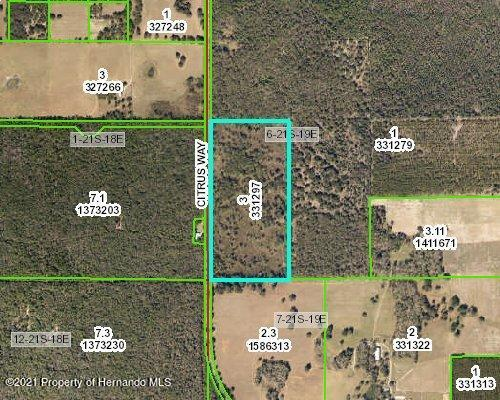 Listing Details for 000 Citrus Way, Brooksville, FL 34601
