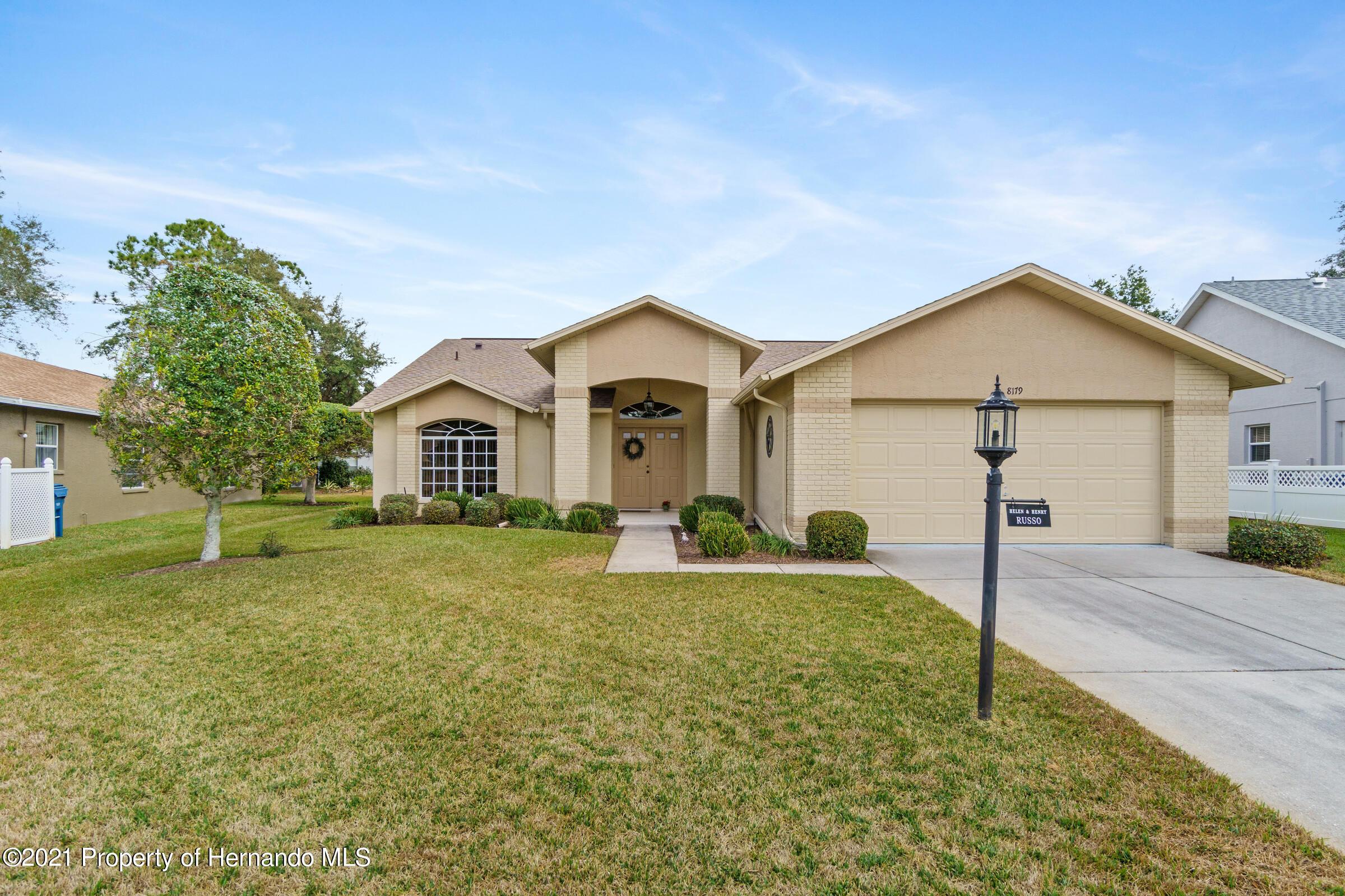 Details for 8179 Sugarbush Drive, Spring Hill, FL 34606